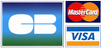 Carte bleue, Visa et MasterCard